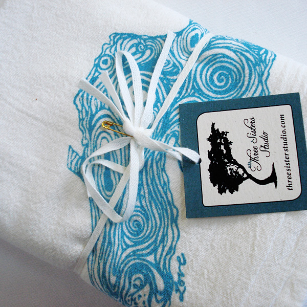 Lake Superior Gift Towels