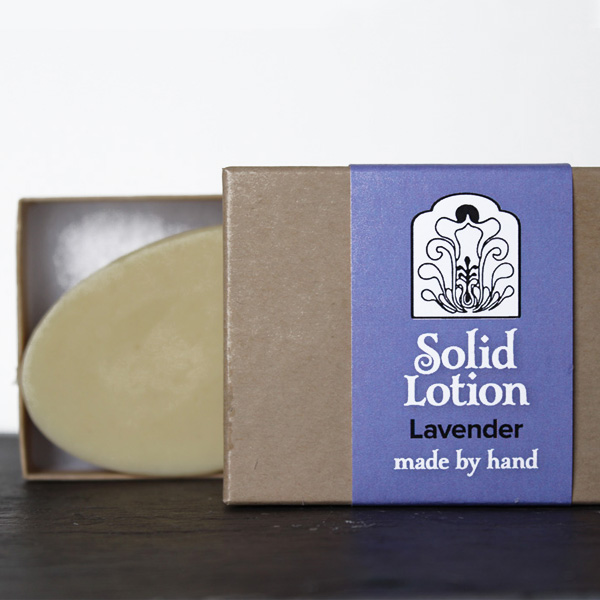 Lavender Solid Lotion