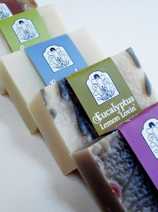 Monarch's Medley Soap Set for Her
