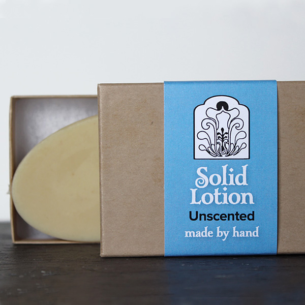 Unscented Solid Lotion