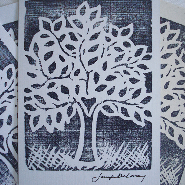 Tree of Life Note Card Set