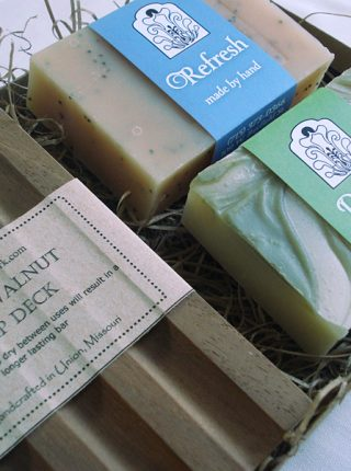 Mint Lover's Soap Set