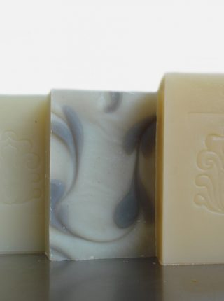 Our May Special includes 3 beautiful bars of soap at a great discount: Lavendar, Lemongrass, and Eucalyptus Lemon Lovin' soaps for just $9.