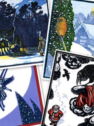 Christmas Notecard Set